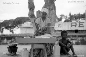Bahia acarajé seller