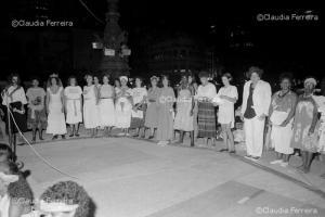 Dia Internacional da Mulher. Missa Fêmea