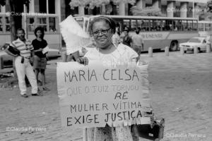 Passeata do Dia Internacional da Mulher