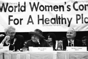 World Women's Congress for a Healthy Planet