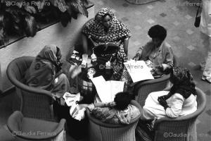 Congresso Mundial das Mulheres por um Planeta Saudável.