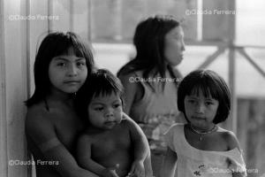 Indigenous children