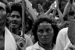 Manifestação de Trabalhadores Rurais