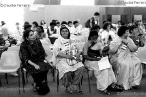 Conferência das Nações Unidas para o Meio Ambiente e Desenvolvimento/ECO 92 - Fórum Global / Planeta Fêmea