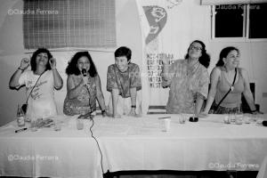 First Meeting of the Latin American and Caribbean Feminist Network against Domestic and Sexual Violence