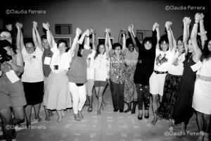 I Encontro da Rede Feminista Latino-america e do Caribe contra a Violência Doméstica e Sexual