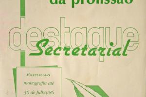 A SECRETÁRIA E OS NOVOS RUMOS DA PROFISSÃO