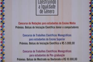 1o PRÊMIO CONSTRUINDO A IGUALDADE DE GÊNERO