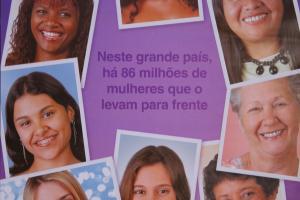 NESTE PAÍS HÁ 86 MILHÕES DE MULHERES QUE O LEVAM PARA A FRENTE