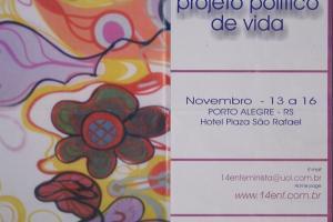 14o ENCONTRO NACIONAL FEMINISTA