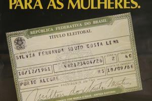 O DOCUMENTO QUE VAI GARANTIR NOVOS DIREITOS PARA AS MULHERES - VOTE