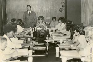 I Reunião do CNDM no Ministério da Justiça