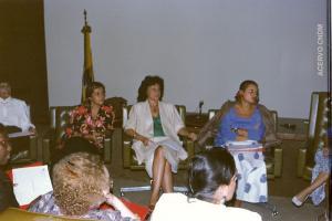 Reunião do CNDM com Deputadas Constituintes