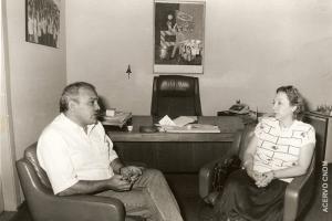 Sylvia Maria Von Atzingen Auad Venturolli e Luis Antonio Medeiros