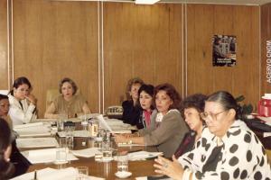 Reunião com Sylvia Maria Auad