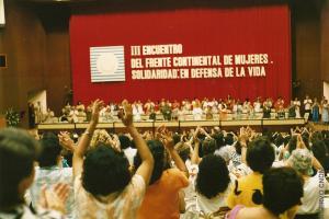 III Encuentro del Frente Continental de Mujeres