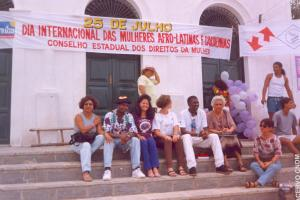 International Afro Latin and Caribbean Women's Day