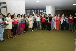 Manifestation of Women for Political Reform