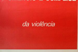 O SILÊNCIO É CÚMPLICE DA VIOLÊNCIA
