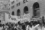 Passeata de professores, Rio de Janeiro
