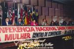 Conferência Nacional da Saúde e Direitos da Mulher