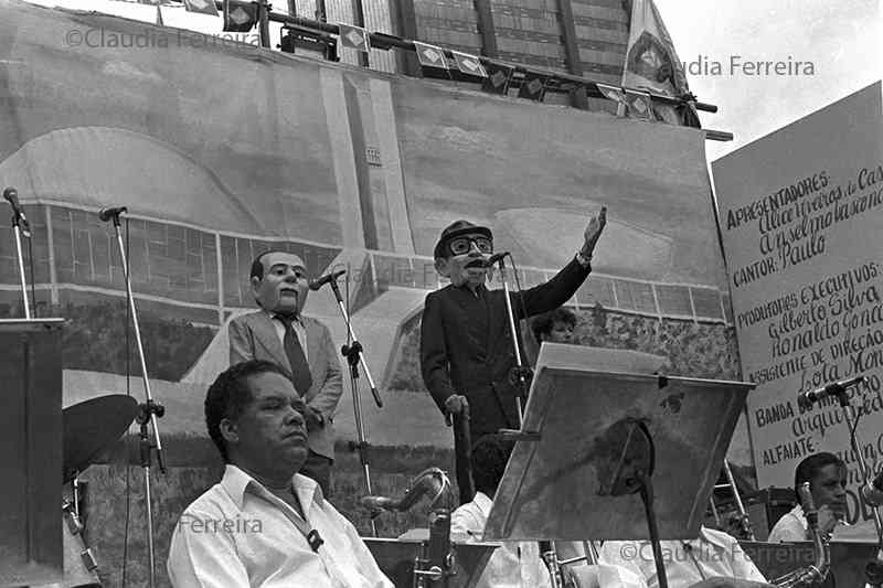 Eleição de Tancredo Neves