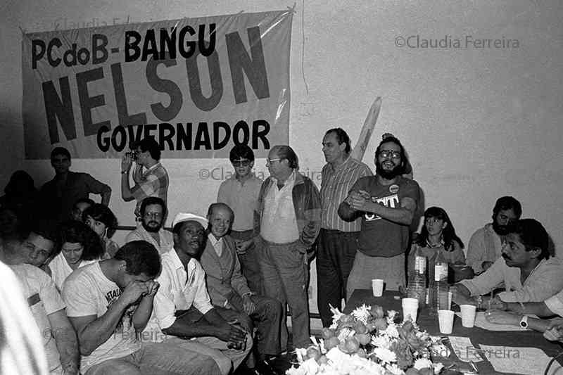 Convention of the Communist Party of Brazil (PCdoB)