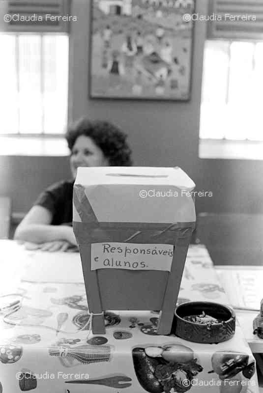 Eleição de diretores das escolas da rede  pública do Rio de Janeiro