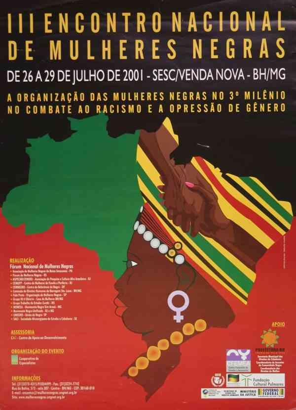 III ENCONTRO NACIONAL DE MULHERES NEGRAS