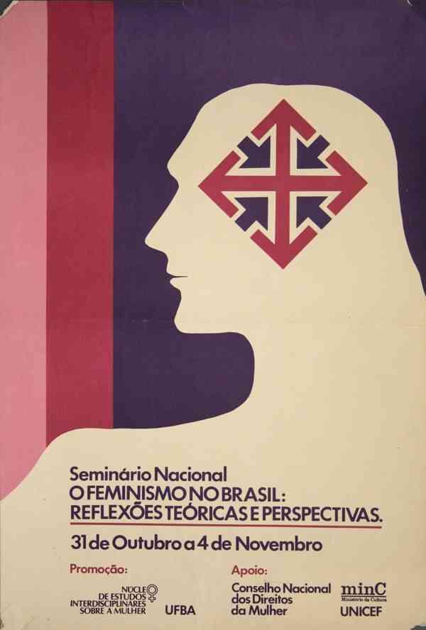 SEMINÁRIO NACIONAL O FEMINISMO NO BRASIL: REFLEXÕES TEÓRICAS E PERSPECTIVAS