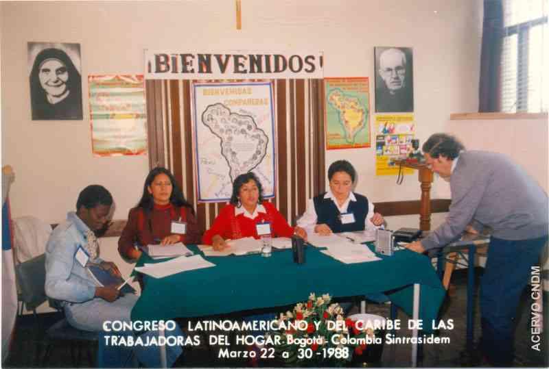 Congresso Latino Americano y del Caribe de las Trabajadoras de Hogar