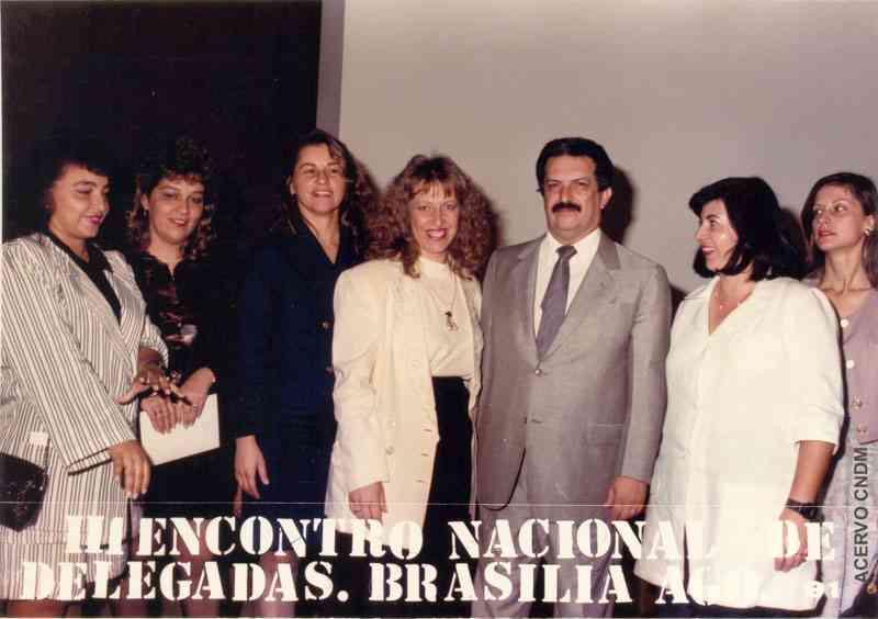 III Encontro Nacional de Delegadas