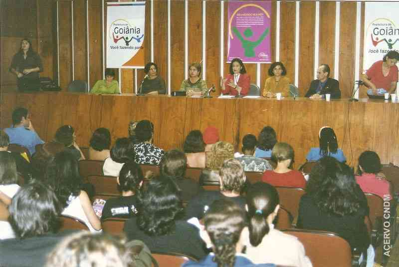 Lecture Perspectives for Women in the Lula government