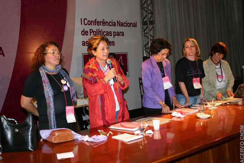 First National Conference on Policies for Women