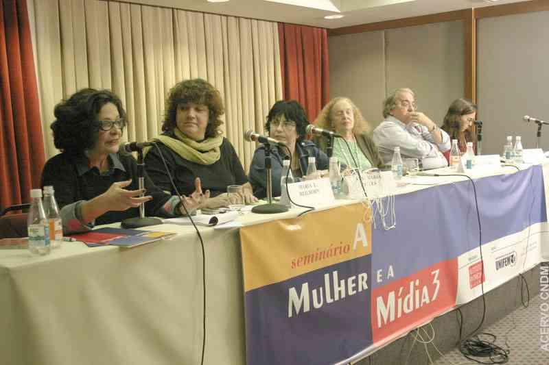 Third Seminar Women and Media