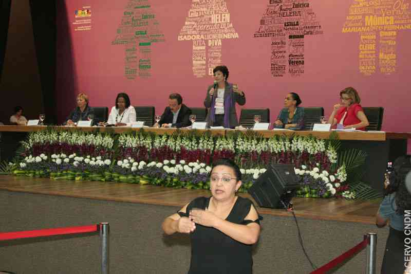 Second National Conference on Policies for Women