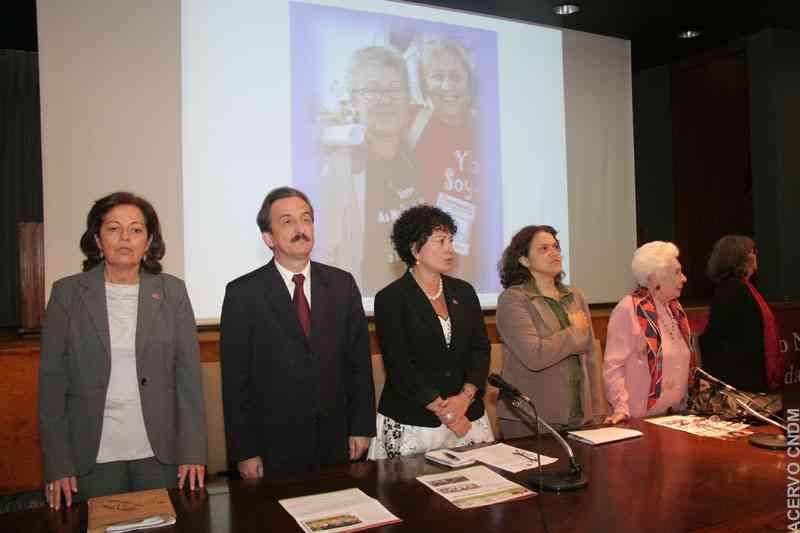 Posse do Conselho Nacional dos Direitos da Mulher