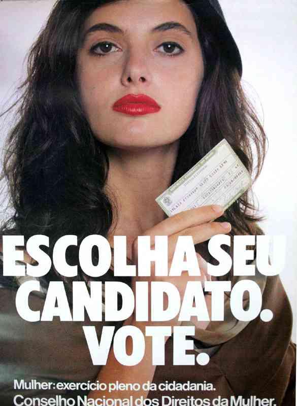 ESCOLHA SEU CANDIDATO. VOTE